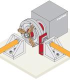 Bearing thrust Load Measurement friction