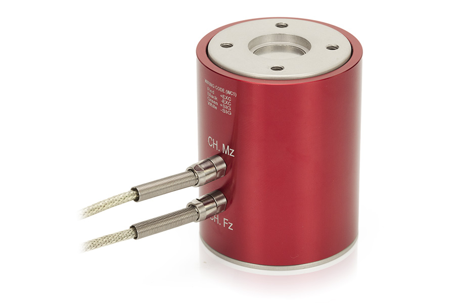 Torque and Thrust Bi-Axial Load Cell