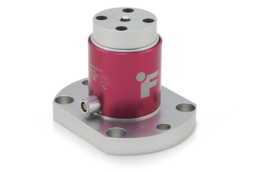 Flange-to-Square-Drive Torque Sensor