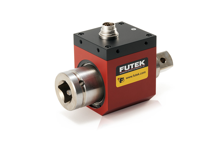 Non-Contact Square-Drive Rotary Torque Sensor with Encoder