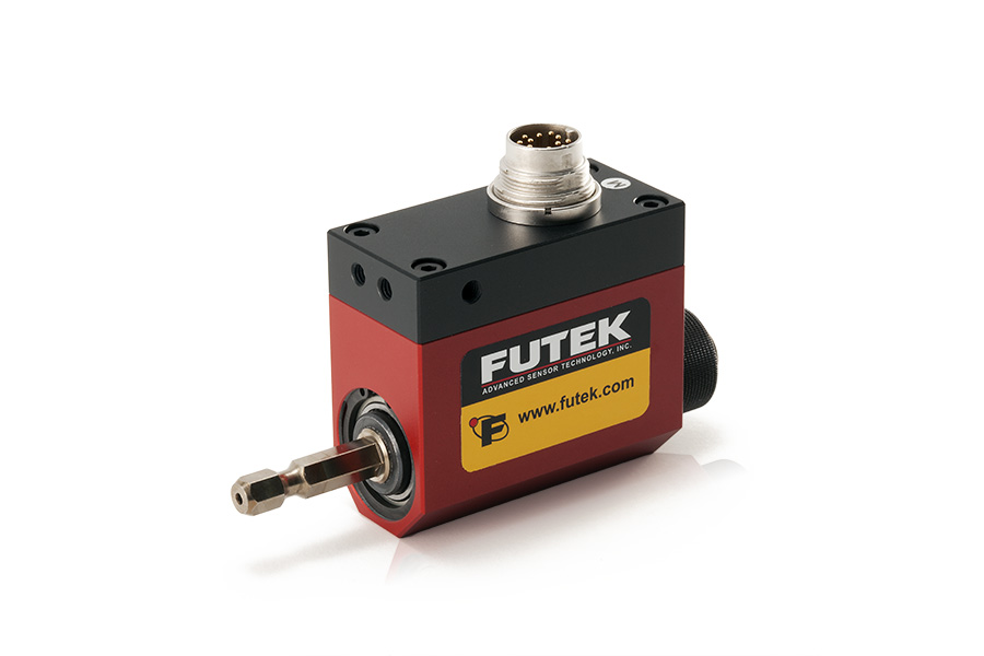 Non-Contact Hex-Drive Rotary Torque Sensor with Encoder